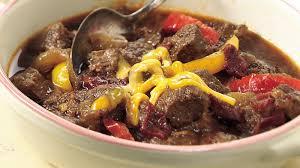 slow cooker texas chuck wagon chili