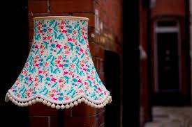 bespoke lamp shades lampshades co home lighting ideas 7