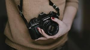 Online amateur photography contests