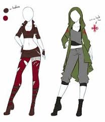 Clothing Design Ideas find this pin and more on character ideas