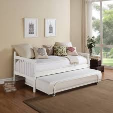white twin daybed with trundle. Plain Daybed On White Twin Daybed With Trundle D