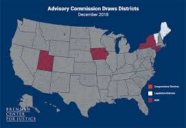 Who Draws The Maps Legislative And Congressional