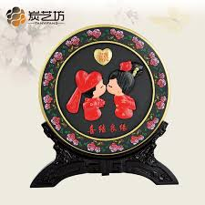 get ations carbon carving wedding gifts upscale fashion ornaments wedding room furnishings and practical wedding gifts to send