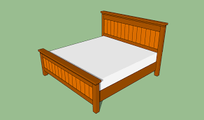 how to build a king size bed frame
