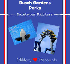 2017 military s outside of disney part 2 free admission to busch gardens sea world parks