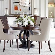 stanley furniture virage 5 piece round dining table set 5 piece dining set round table