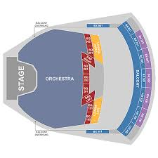 Playhouse Square Cleveland Seating Chart Hanna Theatre At Playhousesquare Cleveland Tickets