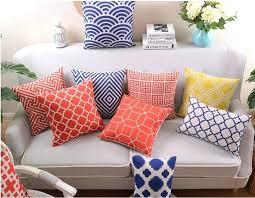 oriental throw pillows. Modren Pillows Oriental Throw Pillows Geometric Cotton Linen Cushion Cover Sofa Decorative  Pillow Car Chair Home To Oriental Throw Pillows L