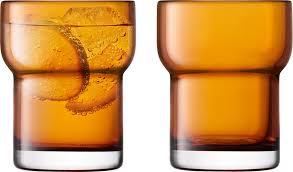 <b>Набор</b> из 2 <b>стаканов Utility 300</b> мл охра — купить в интернет ...