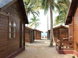 Anjuna 2 Beach House Anjuna Map And Hotels In Anjuna Area Goa
