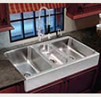 Kraus KHF20336KPF1602KSD30CH Stainless Steel Farmhouse Kitchen Stainless Steel Farmhouse Kitchen Sinks