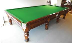 life size pool table full size antique squatters favourite table no 3082 by alcock co