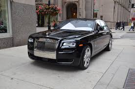 rolls royce ghost black 2015. new 2015 rollsroyce ghost series ii chicago il rolls royce black bentley gold coast