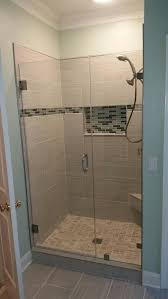 bath shower custom frameless glass shower doors with wall shelves for bathroom shower doors