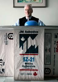 Meet Quebec's 'Mr. Asbestos' | The Star