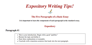 outline for expository essay co outline for expository essay