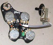 gibson wiring harness guitar usa gibson sg 70s pots 3 way toggle switch jack wiring harness quick connect