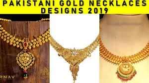 Gold Set Design 2019 In Pakistan Gold Necklace Design Images Pakistan Gold Necklace Ideas