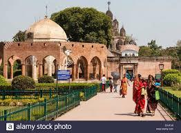 ambika stock photos ambika stock images alamy west bengal ambika kalna rash mancha et lalji temples stock image