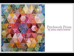 Anna Maria Horner + Janome: Patchwork Prism Quilt Project ... & Anna Maria Horner + Janome: Patchwork Prism Quilt Project Highlights -  YouTube Adamdwight.com