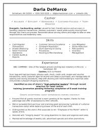 Grocery Store Cashier Resume Resume Supermarket Cashier Resume 13