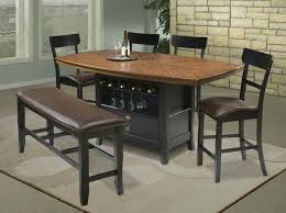 counter height kitchen tables with storage new dining room table with storage amazing high top classic