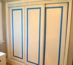 painted closet doors. How To Paint Door Trim Molding Painted Sliding Closet Doors Faux Effect Painting