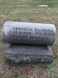 Cornelia DeVries (1893-1910) - Find A Grave Memorial