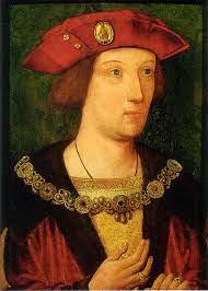 The Death of Arthur Tudor by Sarah Bryson - The Tudor Society