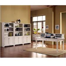 home office office furniture sets home. Tribeca Loft White Office Suite - Home Furniture Classy Professional Kathy Ireland Sets E