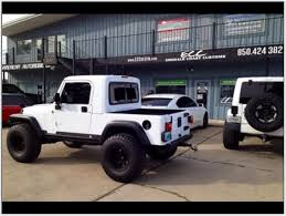 conversion tech with 4 door extreme jeep wrangler