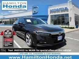 2018 honda accord sedan touring 2 0t auto hamilton nj princeton ton freehold new jersey 1hgcv2f95ja051023