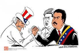 Resultado de imagen para EEUU vs venezuela