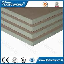 china s gypsum board cost per