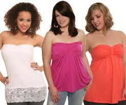 plus size tube tops plus size tube top plus size womens tube tops trendy plus size