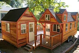 Large Homes Selling, But Tiny Homes Attracting Attention