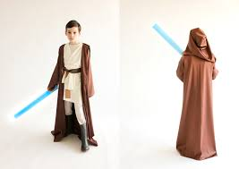 Star Wars Costume Patterns Custom Star Wars ObiWan Costume Tutorial
