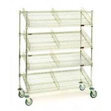 Medical Chart Carts With Vertical Racks Eagle Hospital Surgery Suture Carts