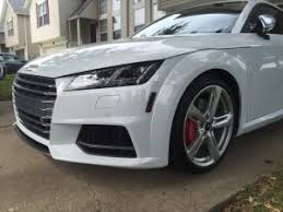 Audi All Years Models Satin White Pearl Tricoat Paint