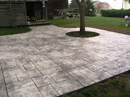 Simple concrete patio designs White Concrete Simple Concrete Patio Design Ideas Hatchfestorg Simple Concrete Patio Design Ideas Hatchfestorg Nice Outdoor