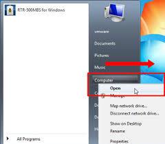 Reinstalling Usb Driver On Windows 7 T D Corporation