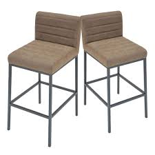 contemporary industrial furniture. Contemporary Industrial Bar Stools (Pair) | Carnegie From Big Blu Furniture Y