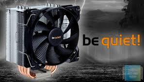 Обзор и тест процессорного <b>кулера Be Quiet</b>! <b>Pure</b> Rock — i2HARD
