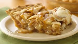 apple pie.  Pie Caramel Apple Pie On L