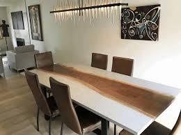 dining room concrete table black high gloss sideboard rectangular round impressive set ideas amazing
