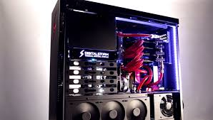 Caseless Pc Design Can You Keep Your Pc Cooler By Removing The Side Panel Pc