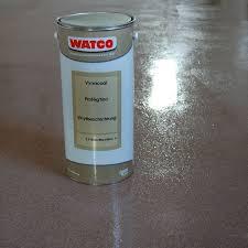 vinyl floor covering smooth tile look non slip watco vynacoat watco