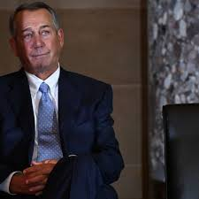 House of representatives, john boehner, has announced that he will resign from one of the most powerful positions in government and gi. Trump S Obsession With Deep State Conspiracy Delusional John Boehner Says John Boehner The Guardian
