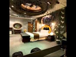 Batman bedroom design decorating ideas