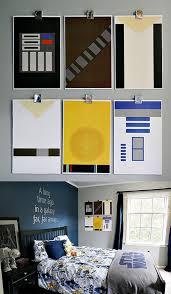 Kids Room: Star Wars Wall Decal Ideas - Star Wars Theme